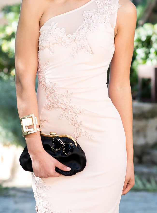 VESTIDO LARGO DE GASA - PRINCESS