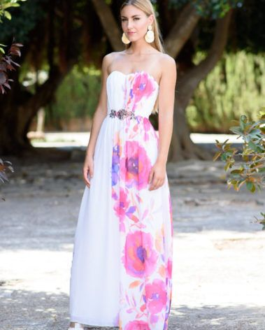 Vestido - FLOWER DRESS